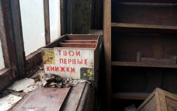 Заброшенную украинскую легенду показали с высоты птичьего полета