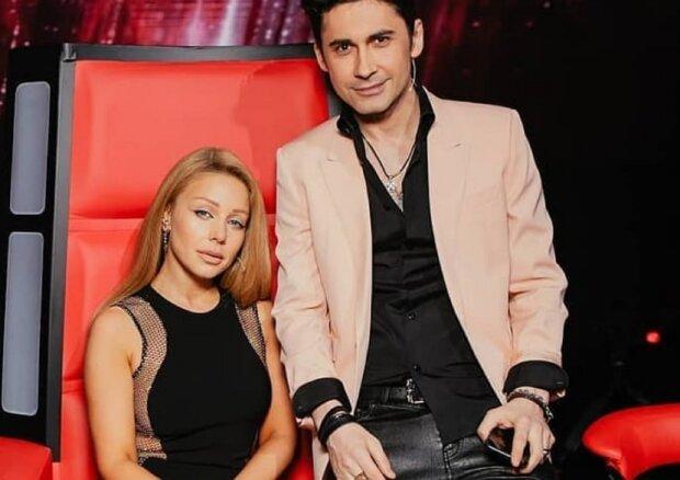 Леся Нікітюк і Олександр Педан спробували одружити Тіну Кароль і Дана Балана: у відповідь тільки середній палець