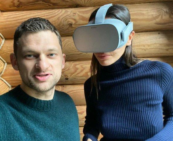 Дмитро Дубілет і Юлія Пелипас, фото Instagram