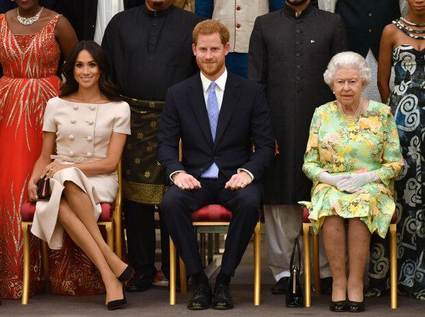 Меган Маркл і принц Гаррі залишились без даху над головою: Єлизавета II не пробачила