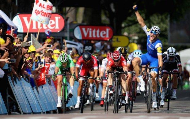 Тур де Франс: Кіттель виграв фінішний спринт шостого етапу