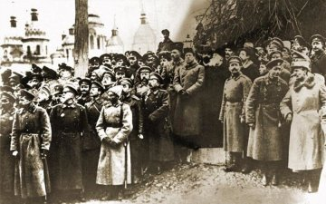 Ким би ви були під час революційних подій 1917-1920 років?