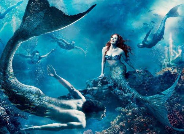 Морські богині чи злі сирени: головні міфи і легенди про русалок