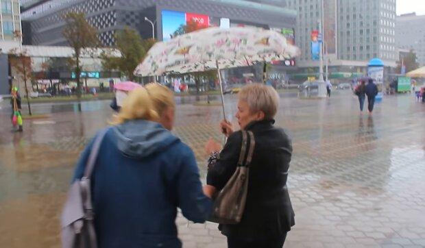 Львов превратится 29 апреля в город зонтиков, но не спешите расставаться