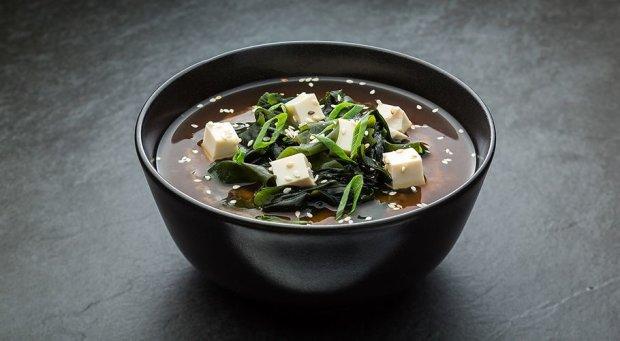 Рецепт лукового мисо супа прямо из Японии