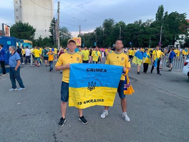Українські вболівальники, facebook.com/spk145