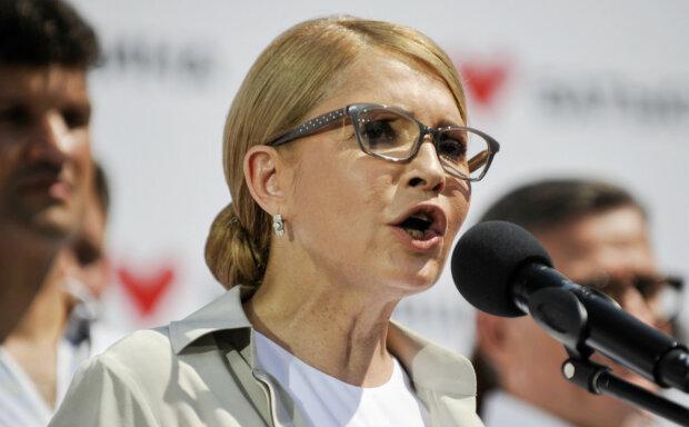 """Юлия Тимошенко, пресс-служба """"Батькивщины"""""""