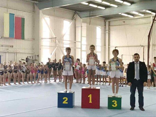 Юні спортсмени вибороли 8 медалей
