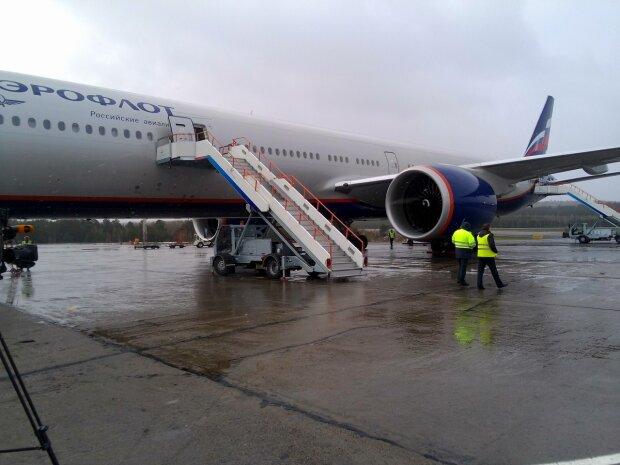 Літак з росіянами спіткало лихо: для порятунку екіпажу не вистачило лічених секунд