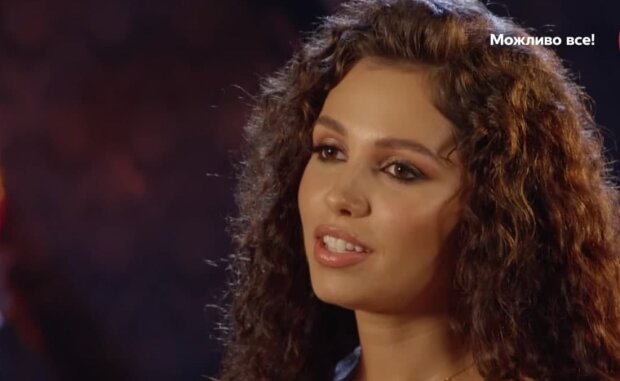 Анна Богдан, Холостяк, скриншот с видео