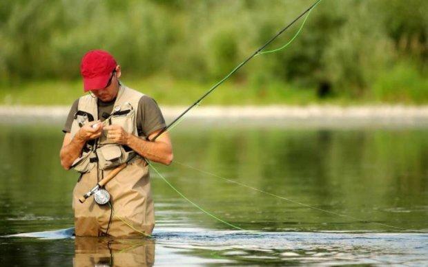 Главный рыбак Украины смотал удочки