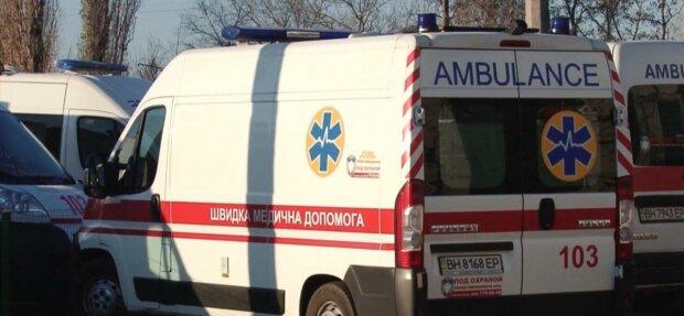 В Запорожье пенсионер сиганул из окна инфекционки - больница на ушах