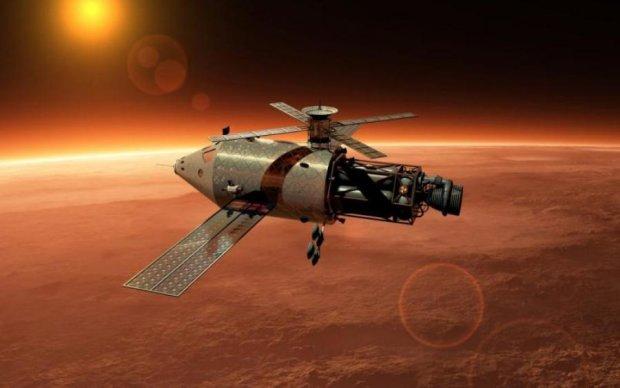 У NASA поділилися вражаючими знімками Марса