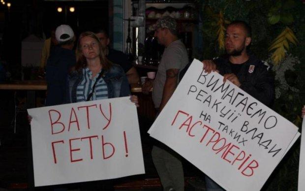 Продюсер вигнаної Лободи розродилася порадою українцям