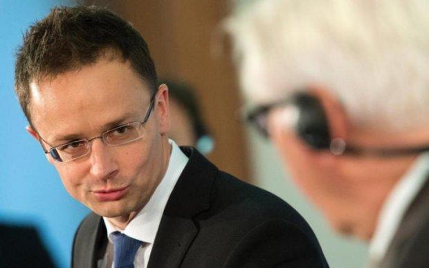 Киев такой брутальный: венгров волнуют меньшинства