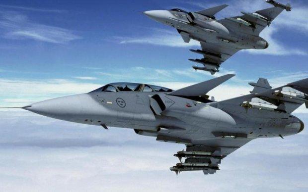 Винищувачі НАТО прогнали російську авіацію з Чорного моря