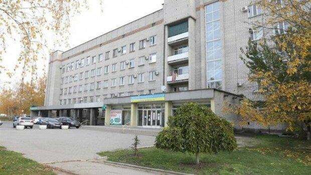 У Запоріжжі планують перепрофілювати лікарню, фото: соціальні мережі