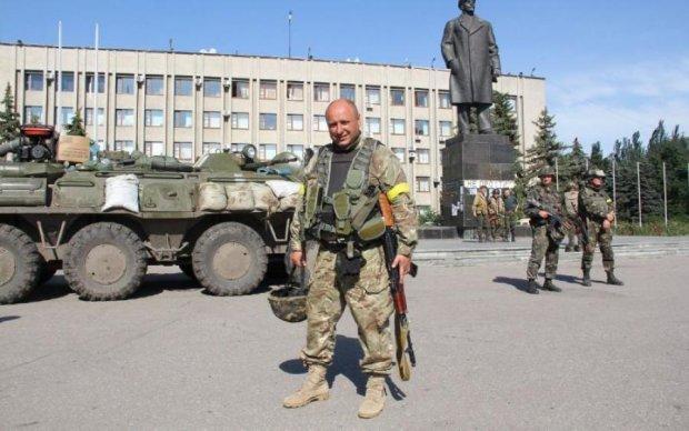 Освобождение Славянска: первые минуты героической операции