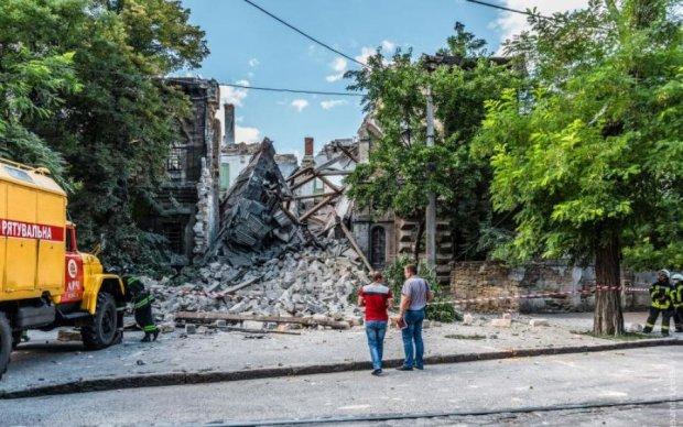 Сотни украинских студентов остались без дома из-за жуткой аварии