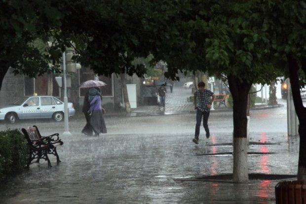 Погода в Днепре на 13 июля: стихия заставит украинцев одеть куртки и сапоги
