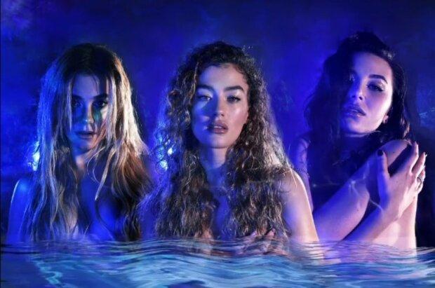 """група """"ВІА Гра"""", скріншот з відео"""