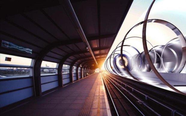 Дождались: украинскому заводу поручили возвести Hyperloop