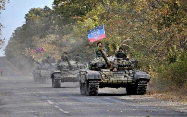 """Обезьяны Путина """"мощно"""" утопили танк на учениях"""