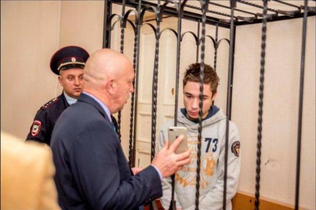 Політв'язень Гриб практично осліп: адвокат розкрила моторошні деталі