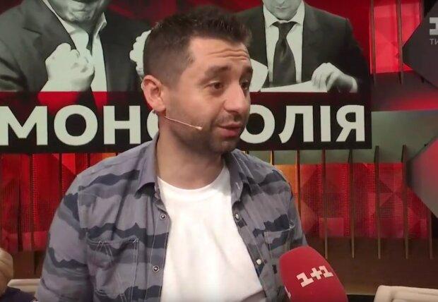 """Давид Арахамія в ефірі """"Право на владу"""""""