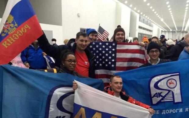 Конец Холодной войне: американцы и россияне помирились на Олимпиаде