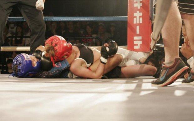Дівчинка в 12 років здобула перемогу в поєдинку MMA