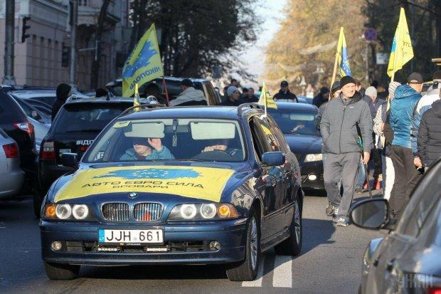 Перекриття доріг по всій країні: лідер євробляхерів пояснив, за що воюють українці