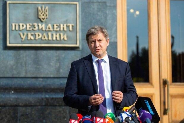 Секретарь СНБО Данилюк уходит в отставку, - СМИ