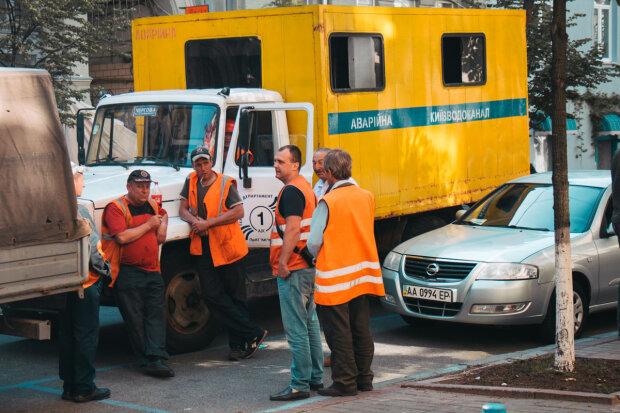Тисячі киян раптово залишилися без води: Кличко просить потерпіти