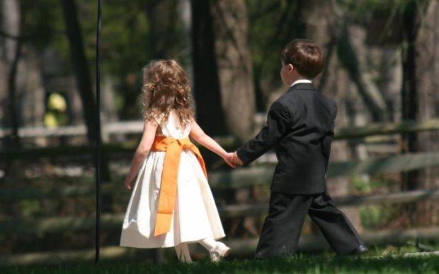 Весілля 13-річних дітей шокувало мережу