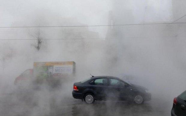 Киев вновь превратился в Сайлент-Хилл. Что случилось