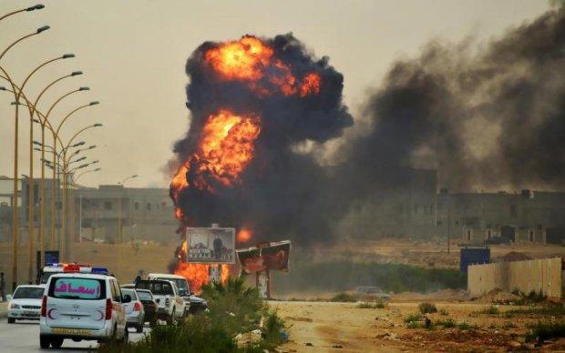 Потужний вибух прогримів біля Мінфіну: є загиблі