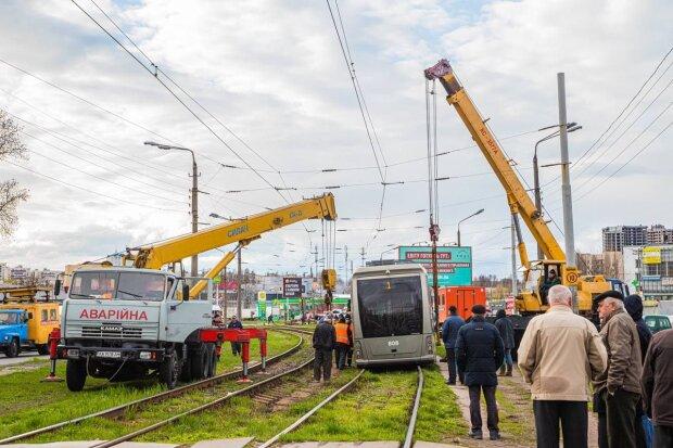 Трамвай / фото: соцмережі