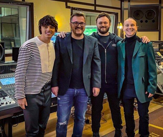 Дзідзьо, Alekseev, Олександр Пономарьов та Артем Пивоваров, Фотоinstagramdzidzio