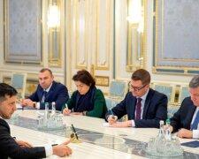 Володимир Зеленський на зустрічі з СБУ, ДБР і МВС, фото: Сайт Президента