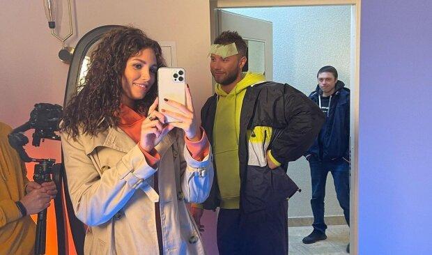 """Холостяк"" Заливако и Анна Богдан, фото: Instagram"