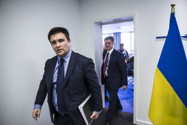 """Климкин прекращает работу в МИД: """"Взял политический отпуск"""""""
