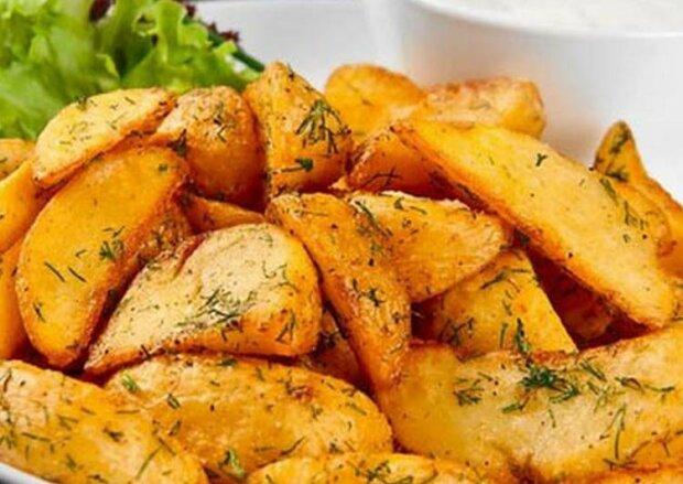 Картопелька може бути корисною! Смачний та здоровий рецепт по-селянськи