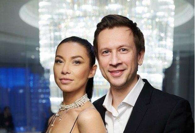 Дмитро Ступка і Поліна Логунова, фото: polinalogunova / Instagram