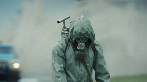 """кадр з фільму """"Чорнобиль"""""""