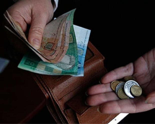 Українцям піднімуть зарплати, але пощастить лише половині населення