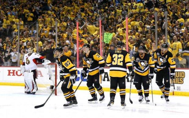 НХЛ: Піттсбург знищив Оттаву в п'ятому матчі серії
