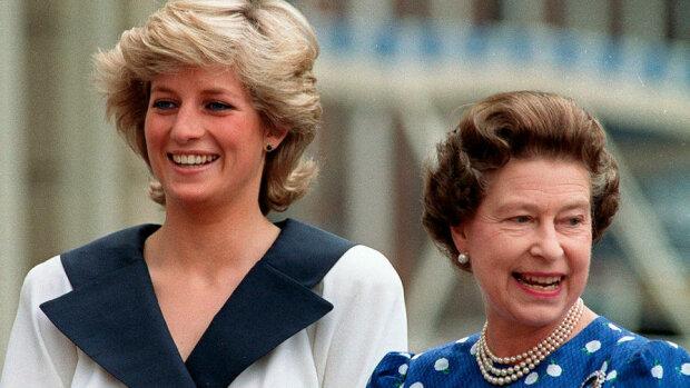 """Танок молодої Єлизавети II і принцеси Діани зачепив мільйони сердець: """"Усі щасливі..."""""""