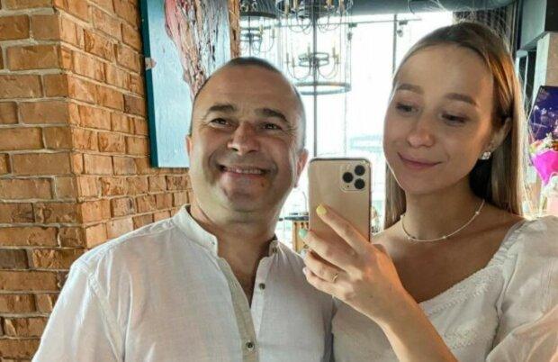 Віктор Павлік з дружиною, фото: Instagram
