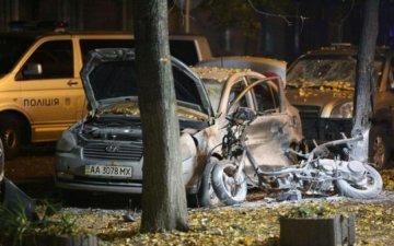 Вибух в Києві: ціллю був зовсім не Мосійчук